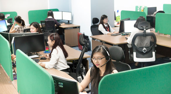 Synergix People - Helpdesk Team ERP system singapore