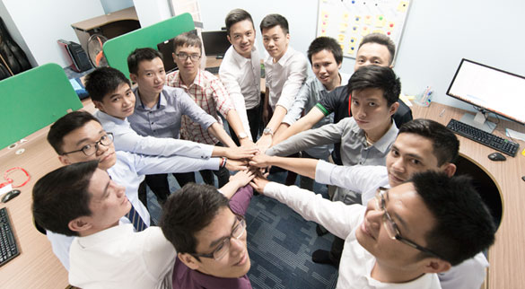 Synergix People - Programmers Team ERP system singapore