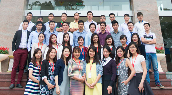 Synergix People - Quality Assurance Team ERP system singapore