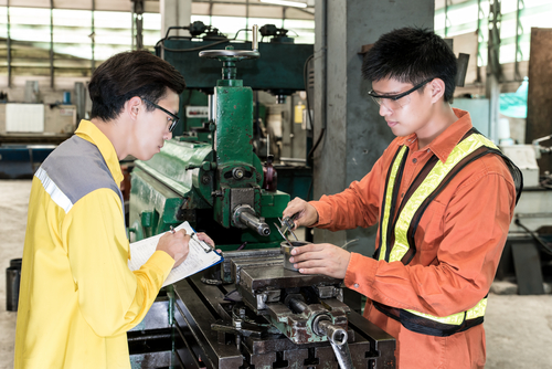 Synergix E1 ERP System helps with equipment servicing