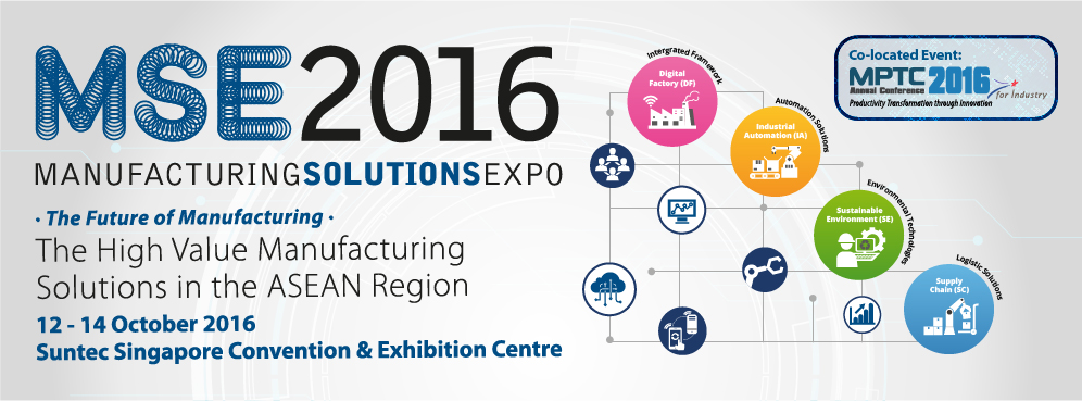 MSE 2016 - MSE2016 Manufacturing Solutions Expo