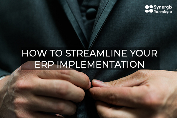 6 Tips To Streamline Your ERP system Implementation