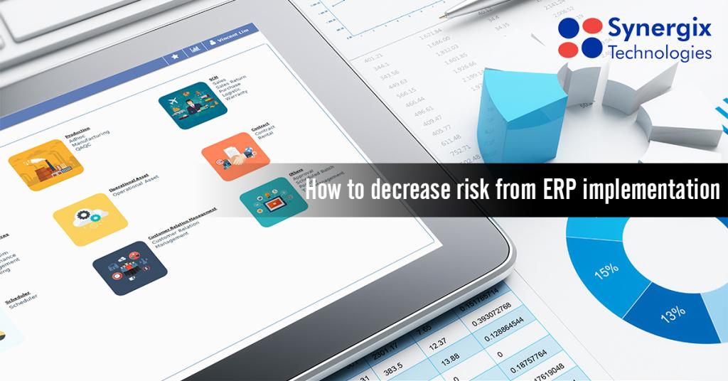 ERP system Implementation risk