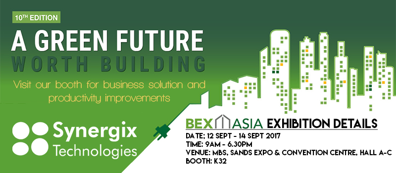 Bex asia 2017 - Bex Asia 2017 at MBS, Sands Expo & Convention Centre