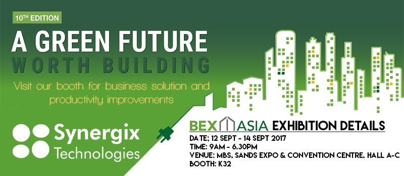 Bex asia 2017
