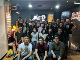 Synergix Outing - Escape Room