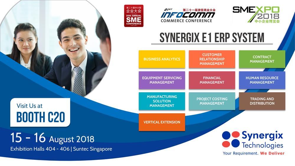 banner SME expo Copy - SME Expo 2018 at Suntec Singapore