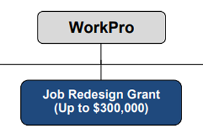 Job Redesign Grant for ERP System