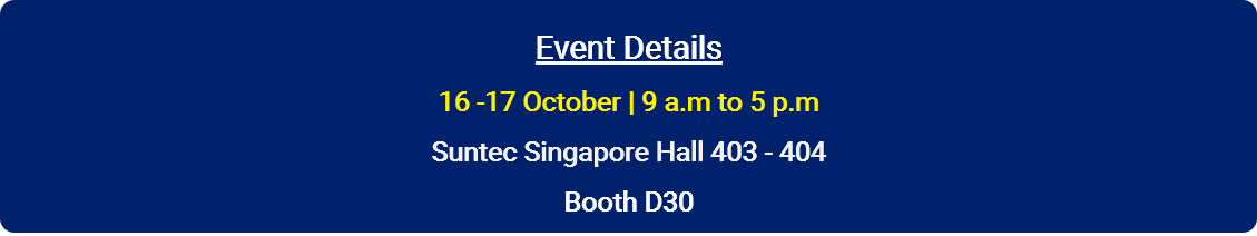 acctsavethedate - Accounting & Finance Show 2018 at Suntec Singapore