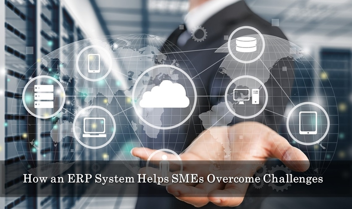 How an ERP System Helps SMEs Overcome Challenges