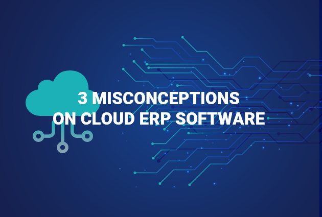 Synergix E1 ERP System - 3 Misconceptions on Cloud ERP Software