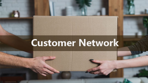 ERP System_Customer Network