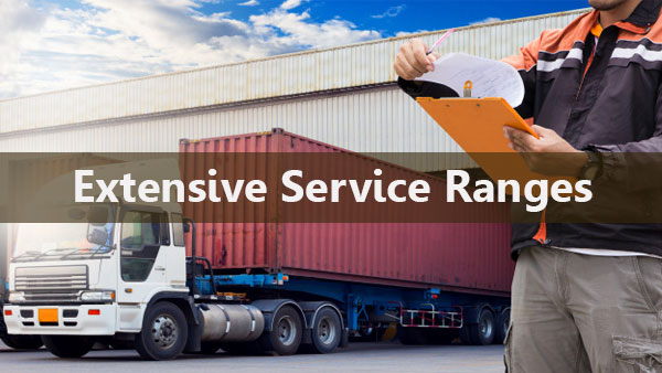 ERP System_Extensive Service Ranges