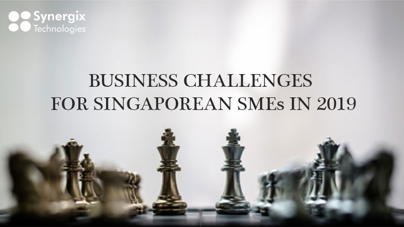 Banner26 - Business Challenges for Singaporean SMEs in 2019