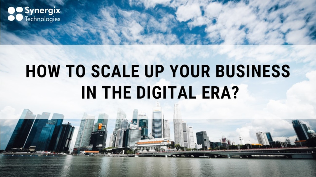 ERP System - How to scale your business in the digital era
