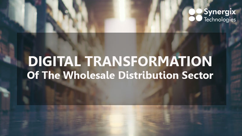banneredited - Digital Transformation of the Wholesale Distribution Sector
