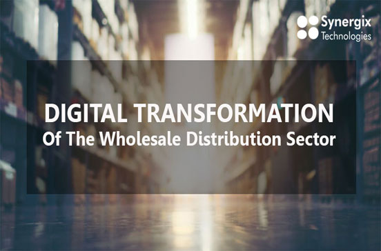 ERP System_Digital Transformation of the Wholesale Distribution sector?