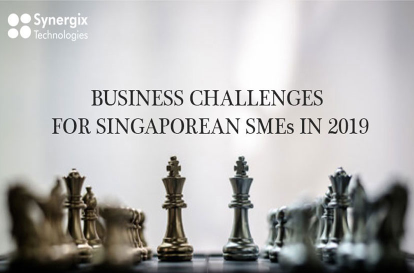ERP System - Business Challenges for Singaporean SMEs in 2019