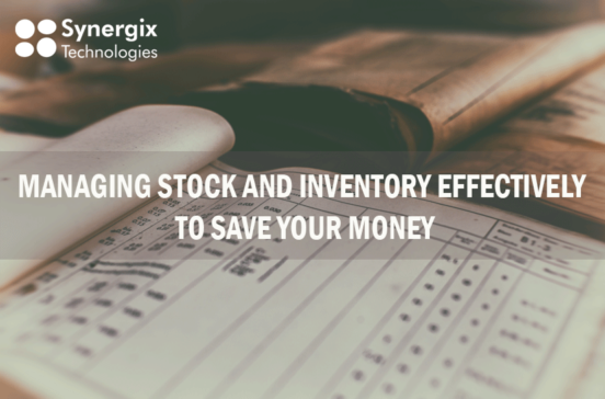 ERP System - How To Manage Stock And Inventory Effectively To Save Your Money