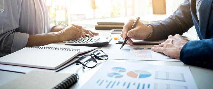 Synergis E1 ERP System Financial Management