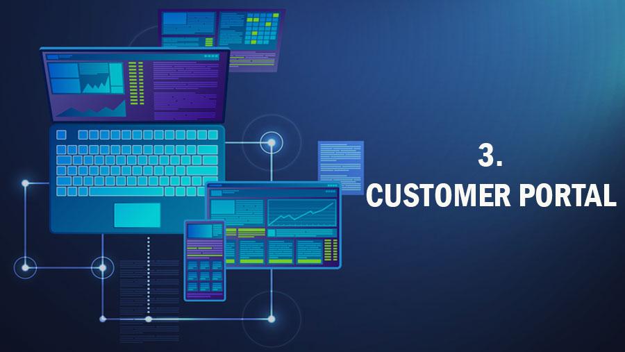 ERP System_Customer Portal