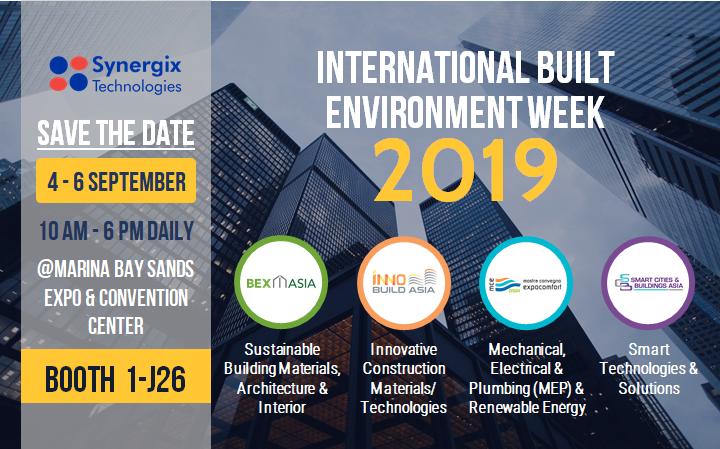 International Built Environment Week (IBEW)