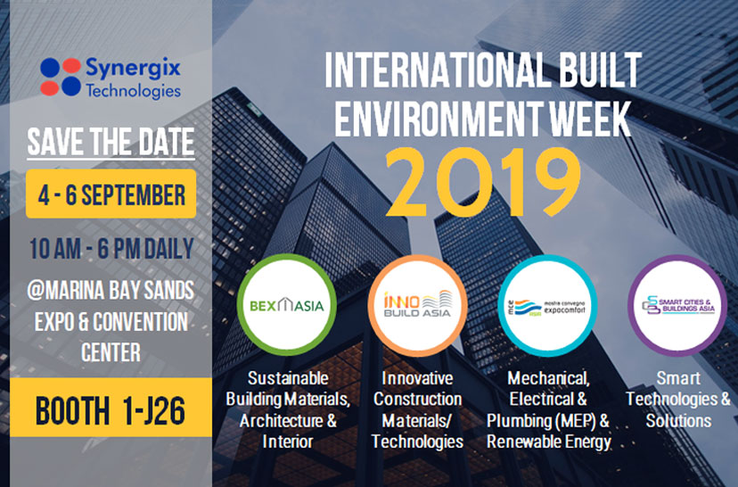 ERP System_International Built Environment Week