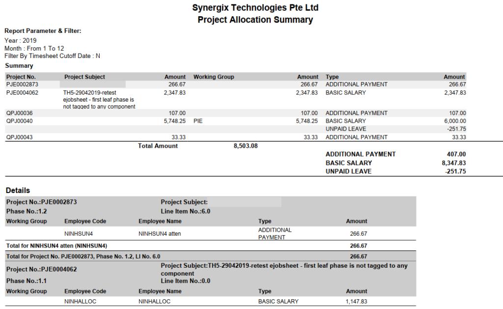 Sep 7 1024x629 - Synergix E1 ERP System Updates | September 2019