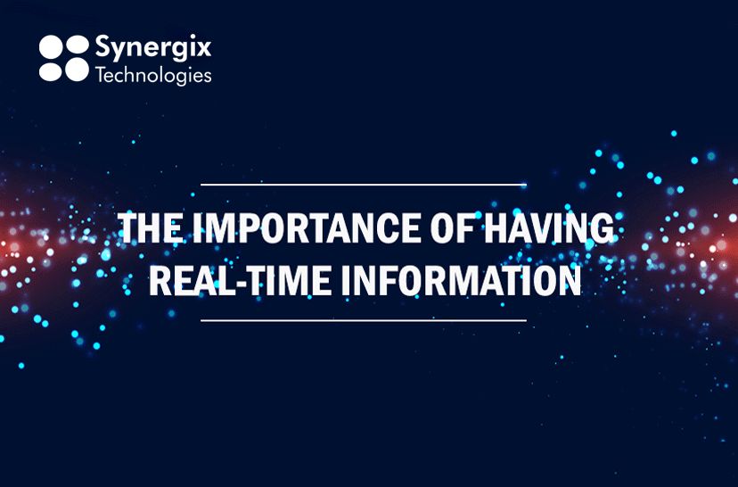 The Importance Of Having Real-Time Information For Your Business
