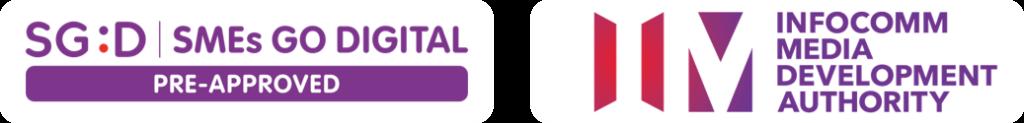 Synergix E1 ERP System - SMEs Go Digital Logo