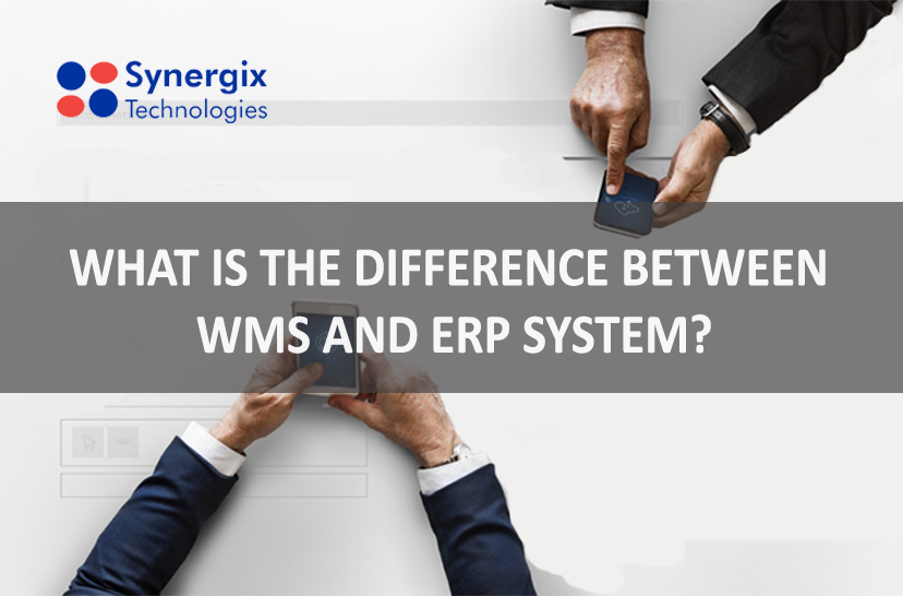 The Difference between WMS and ERP System_ERP System