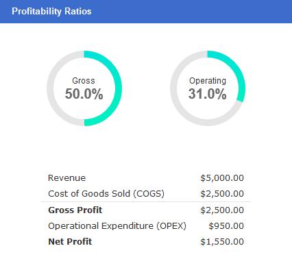 Profitablity Ratio - ERP Software, ERP System, ERP System Singapore