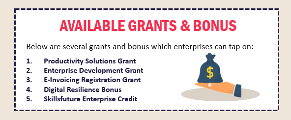 b4 - Upgrade Your ERP System by Tapping on Government Grants