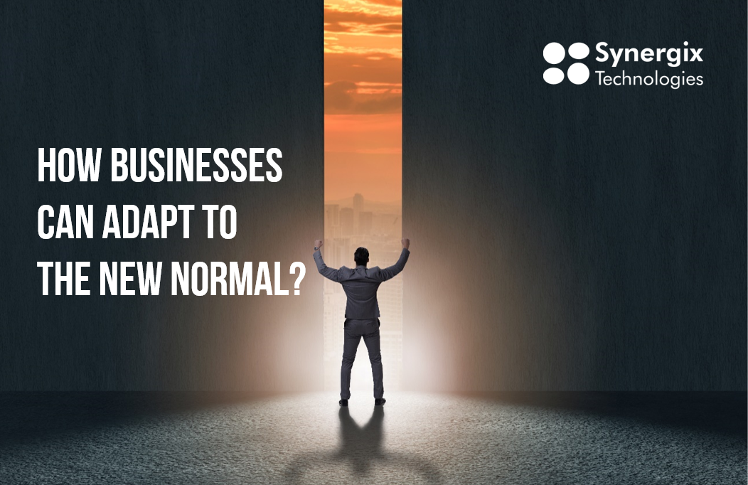 How Businesses Can Adapt To The New Normal?_ERP system