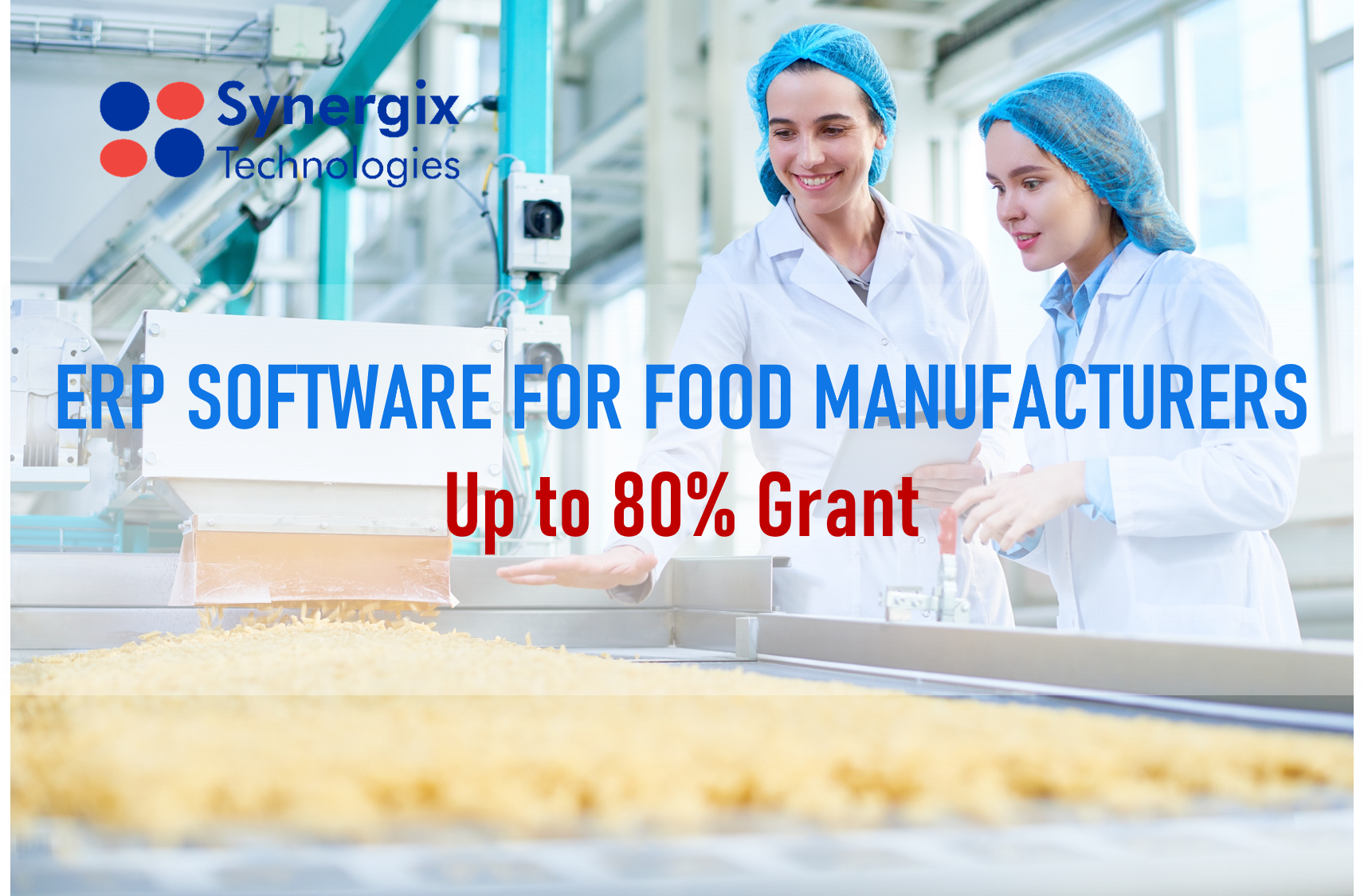 ERP Software for Food Manufacturers