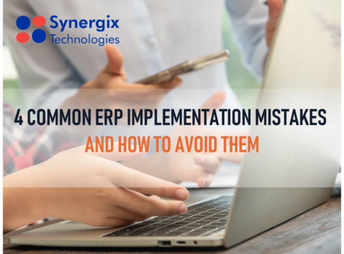 4 Common ERP Implementation Mistakes and How To Avoid Them.