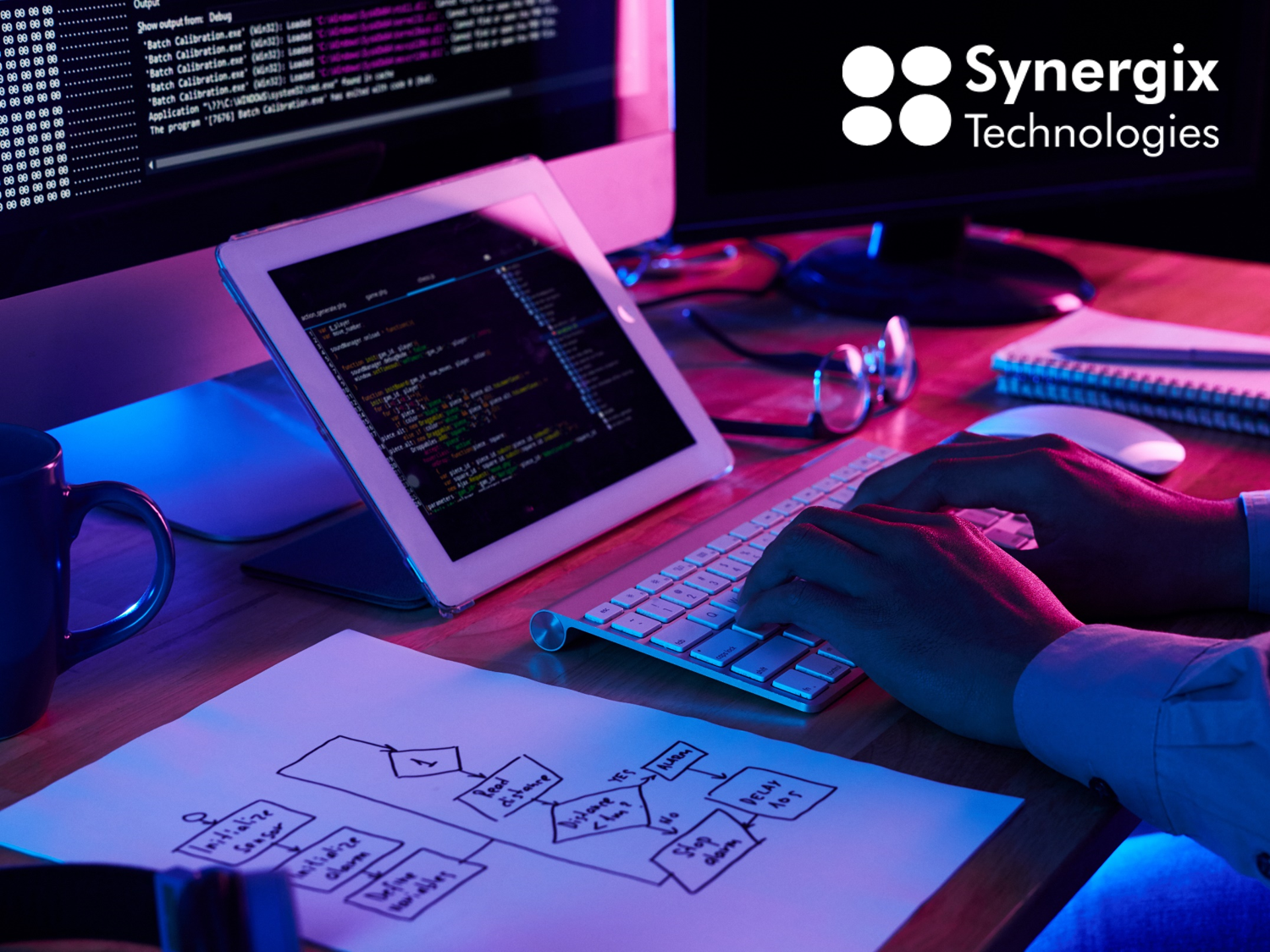 Synergix EP Software Updates - March 2021