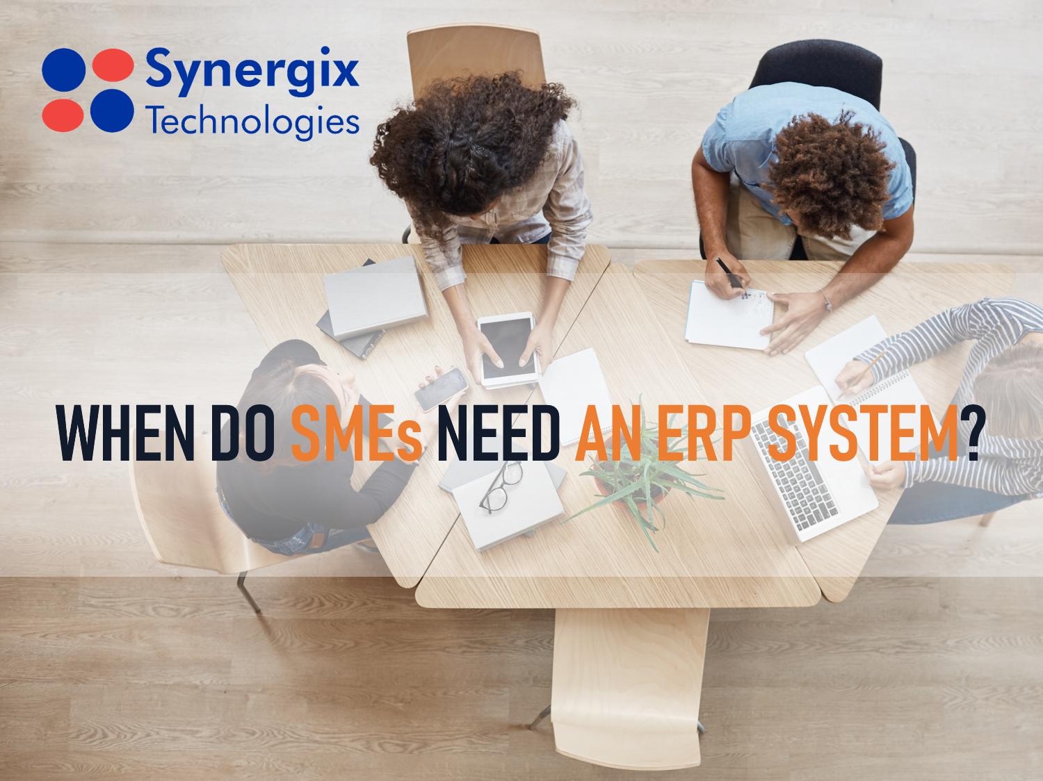 When Do SMEs Need an ERP System?
