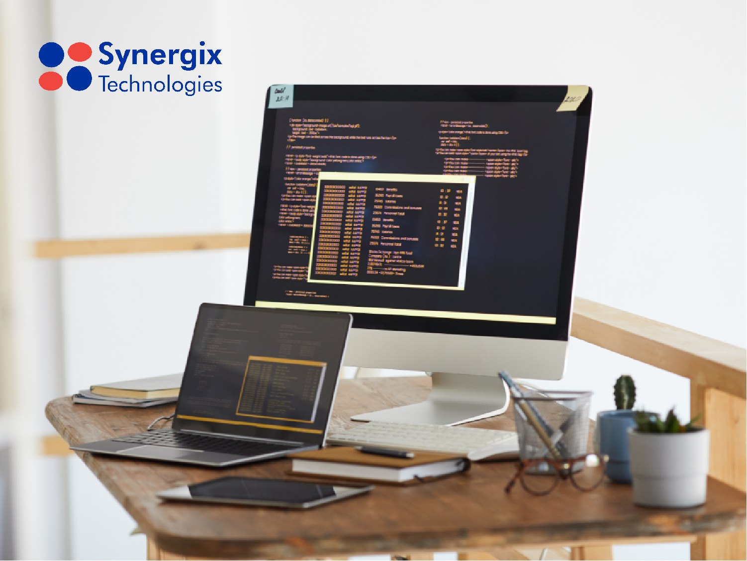 Synergix ERP Software Updates - April 2021