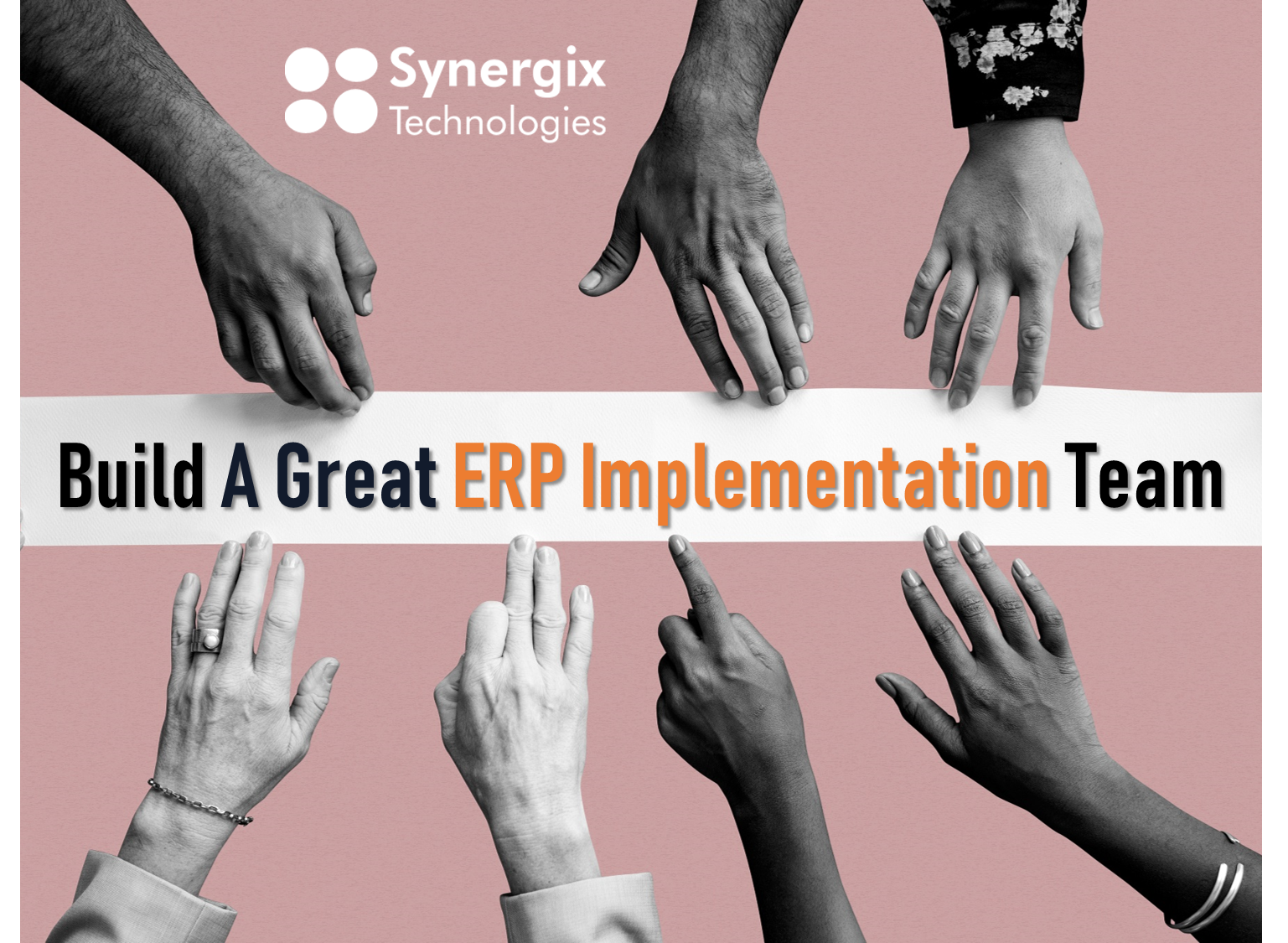 How To Build A Great ERP Implementation Team | ERP System
