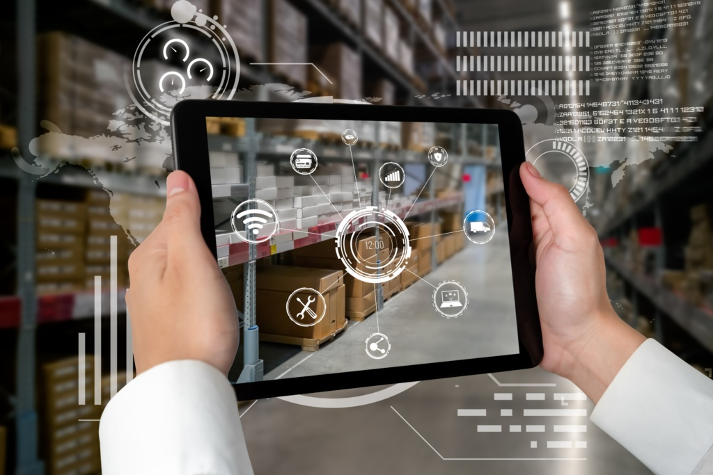smart warehouse management system using augmented reality technology 1024x683 - Big Data Analytics In ERP System