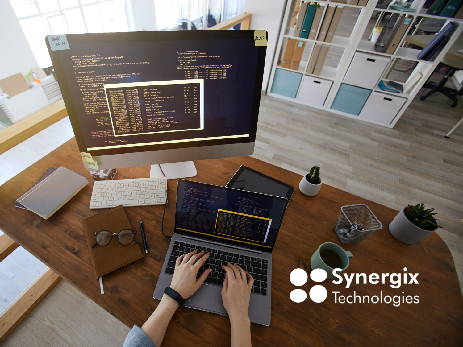 Synergix ERP Software Updates - July 2021 | Synergix Technologies